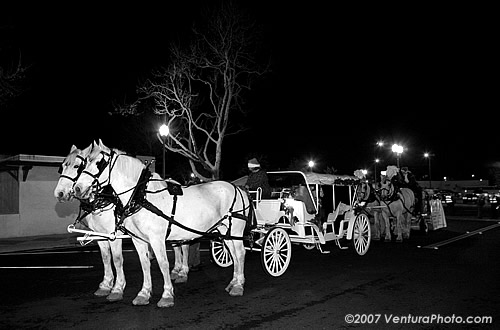 Old town Camarillo Carriage Ride