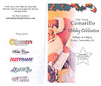 Flier Camarillo Holiday Celebration
