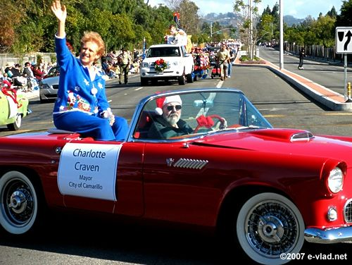 Camarillo Christmas Parade