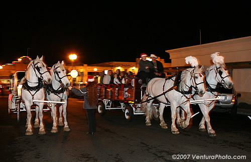 Old Town Camarillo Christmas