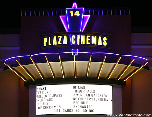 Plaza Cinemas Oxnard