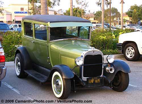 Classic Car Ventura