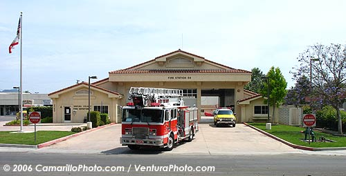 Camarillo fire department