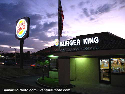 Camarillo Burger King