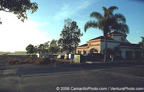 Las Posas McDonald's