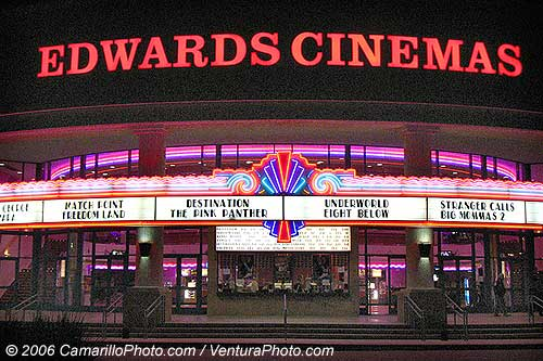 Camarillo Movie Theater