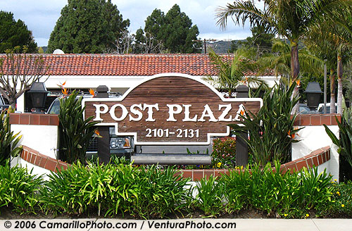 Post Plaza Camarillo Photography