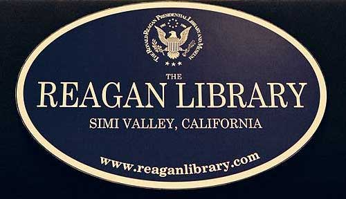 Ronald Reagan Seal