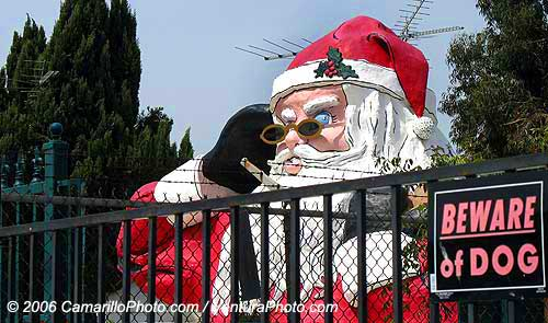 Santa Clause Oxnard Picture