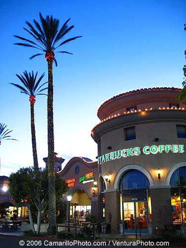 Simi Valley Starbucks