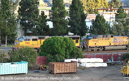 Train Camarillo Picture