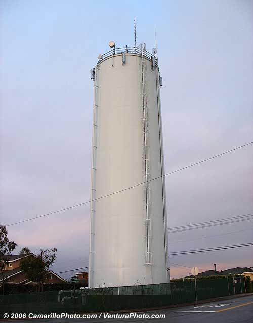 Camarillo Water Tower Photograph